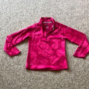 Nike pink element running 1/4 zip shirt Jacket S